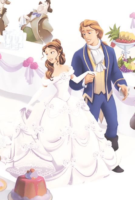 5D Diamond Painting Belle's Wedding Kit