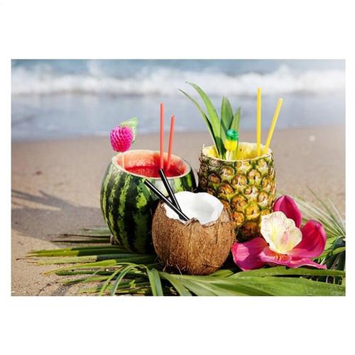 5D Diamond Painting Fruity Summer Drinks Kit