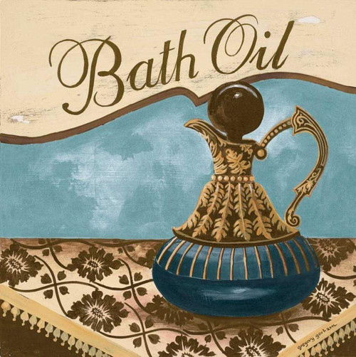 5D Diamond Painting Bath Oil Kit