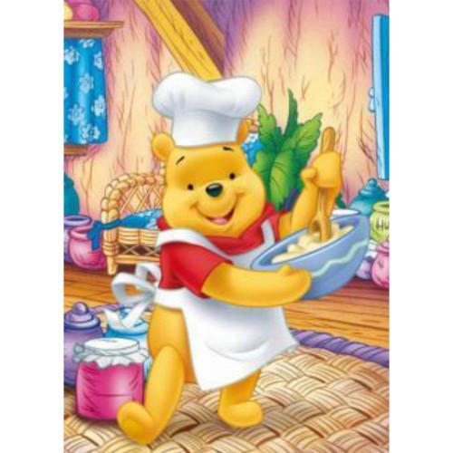 5D Diamond Painting Chef Winnie the Pooh Kit