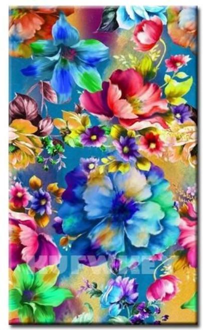 5D Diamond Painting Collage of Flowers Kit
