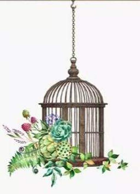 5D Diamond Painting Hanging Birdcage Kit