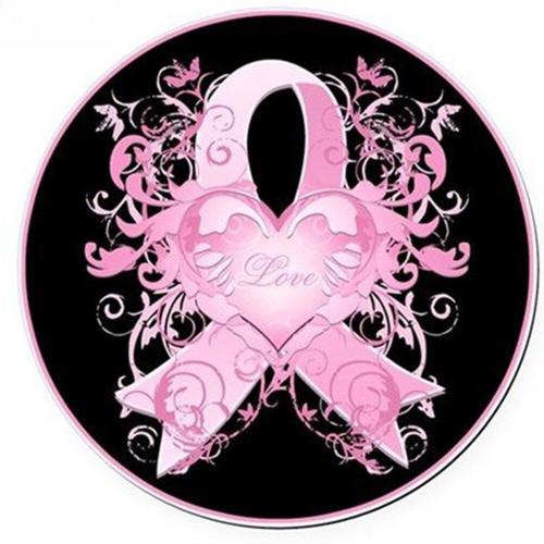 5D Diamond Painting Pink Ribbon Love Kit