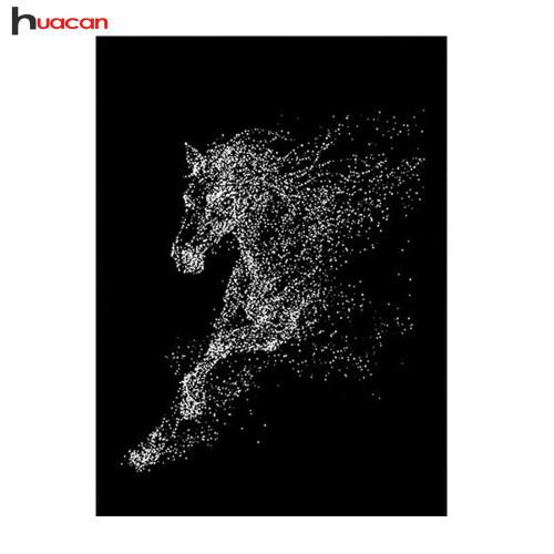 5D Diamond Painting Diamond Horse Kit