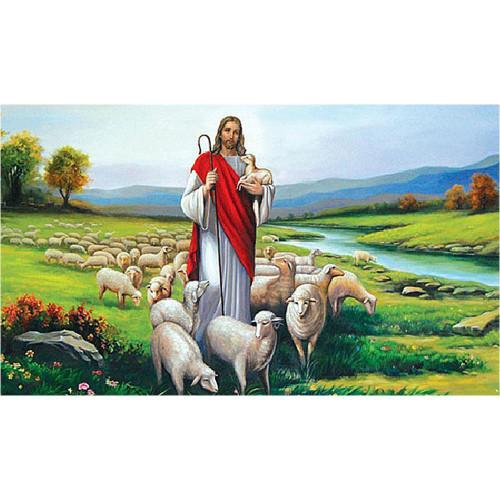 5D Diamond Painting The Lord is my Shepherd Kit