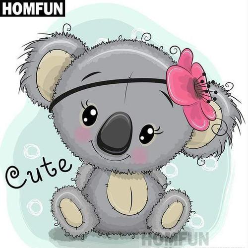 5D Diamonds Painting Little Koala Cute Kit