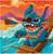5D Diamond Painting Canoe Stitch Kit