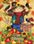 5D Diamond Painting Harvest Time is Here Scarecrow Kit