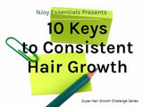 10 Keys to Consistent Hair Growth