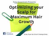 Optimizing your Scalp for Maximum Hair Growth