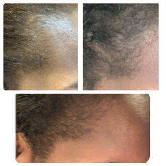 Customer's 30-day results!