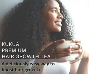 Kukua Premium Hair Growth Tea