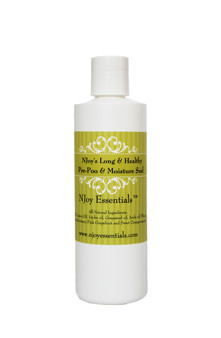 NJoy's Long & Healthy Hair Growth Oil Pre-Poo & Moisture Seal