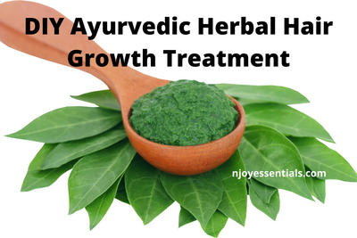 Ayurvedic Herbal Hair Growth Treatment