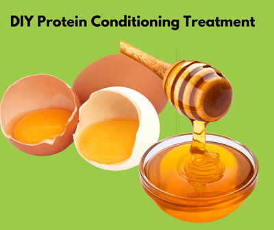 DIY Protein Deep Conditioning Treatment