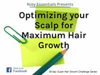 Optimizing your Scalp for Maximum Hair Growth