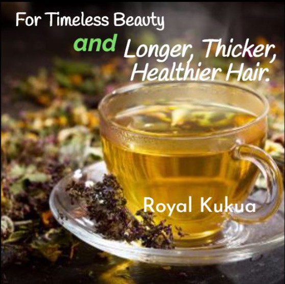 Royal Kukua Timeless Beauty Hair Growth Tea