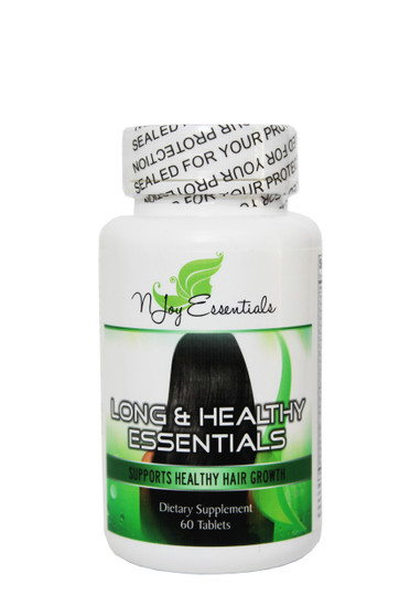 Long & Healthy Essentials. Super Hair Growth Vitamins