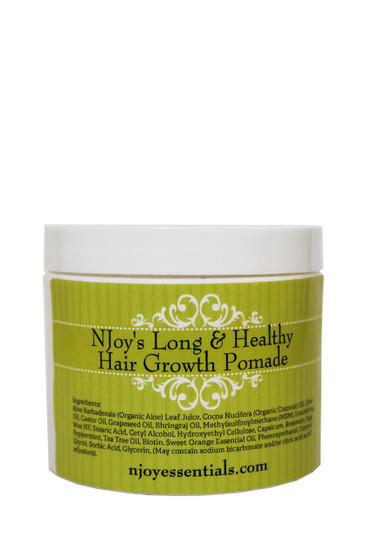 NJoy's Long & Healthy Hair Growth POMADE