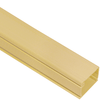 1 3/4″ W x 1″ H, 8 FT Cable Raceway Section in 160′ Bulk Pack- Ivory