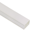 1 3/4″ W x 1″ H, 8 FT Cable Raceway Section in 160′ Bulk Pack- White