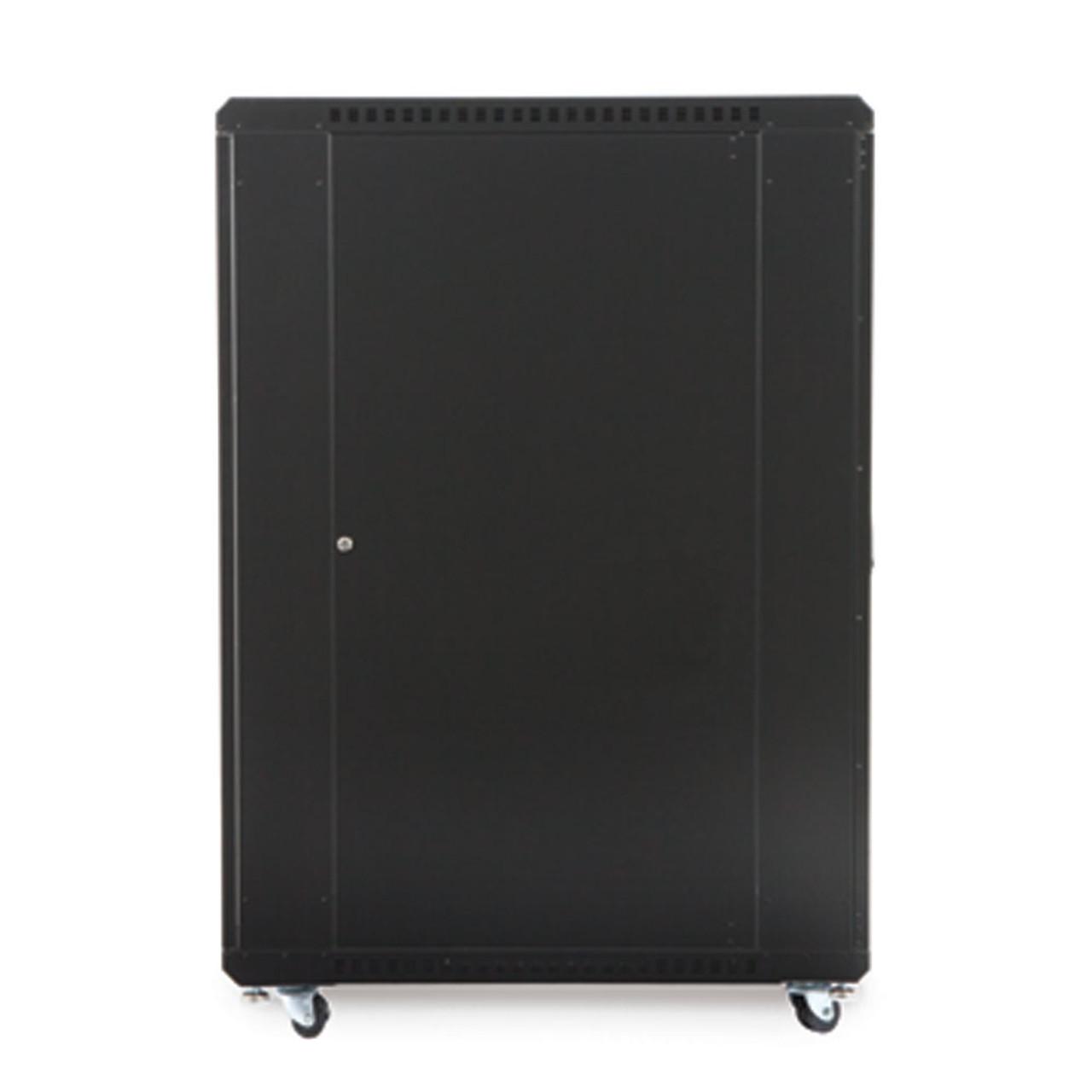 "27U LINIER® Server Cabinet - Vented/Vented Doors - 36"" Depth"