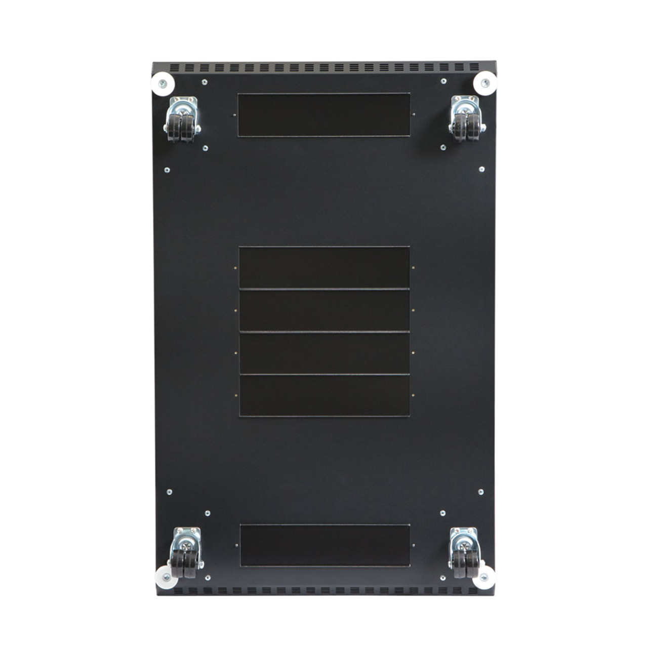 "27U LINIER® Server Cabinet - Convex/Vented Doors - 36"" Depth"