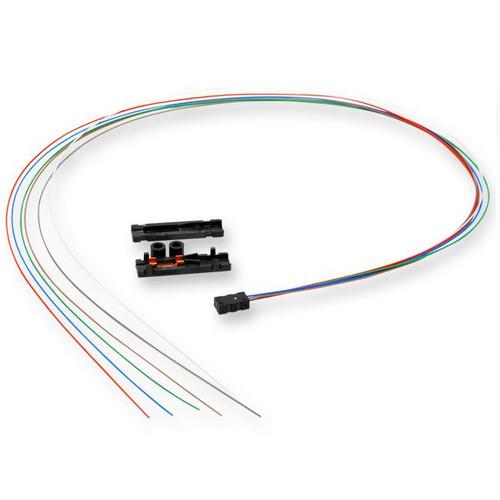"""Fan Out Kit for Fiber Optic, 6 buffer tube, 25"""" Corning"""