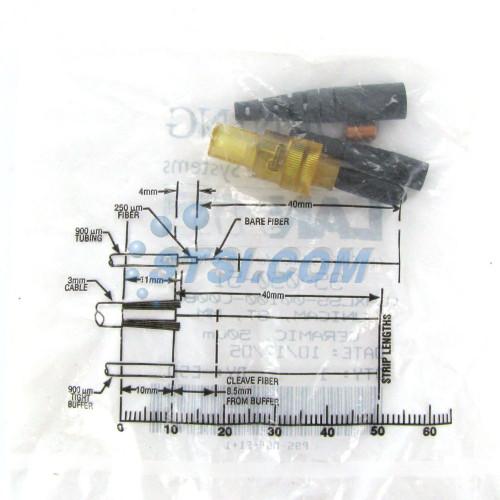 Fiber Corning Unicam Non-Pretium Ceramic Conn. ST 50um OM2