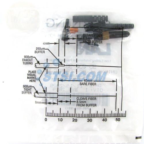 Fiber Corning Unicam Non-Pretium Ceramic Conn. LC 50um OM2