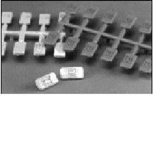 Buttons-Pkg 12-White
