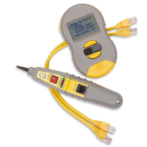 Real World Certifier Kit RWC1000K2(CS), Test & Certify CAT 3, 5, 5e & 6 cables