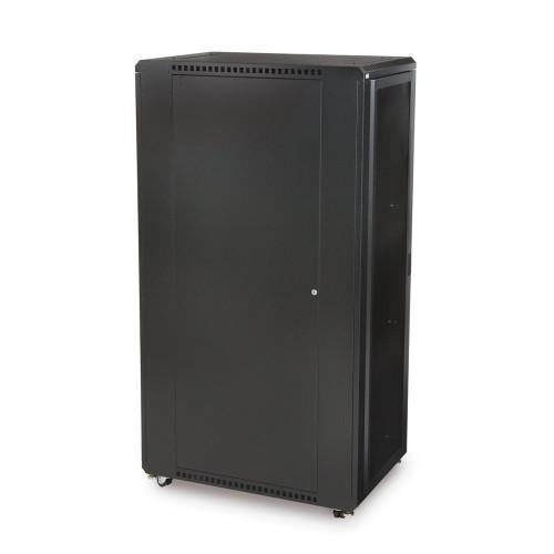 """37U LINIER® Server Cabinet - Convex/Convex Doors - 36"""" Depth"""