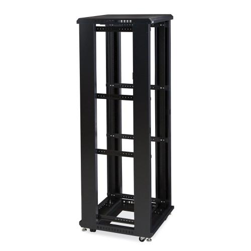 "42U LINIER® Server Cabinet - No Doors/No Side Panels - 24"" Depth"