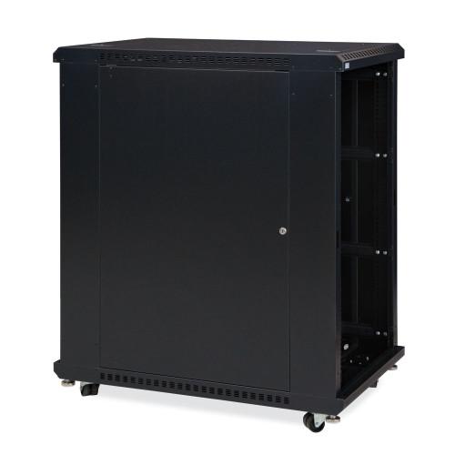 "22U LINIER® Server Cabinet - No Doors - 36"" Depth"