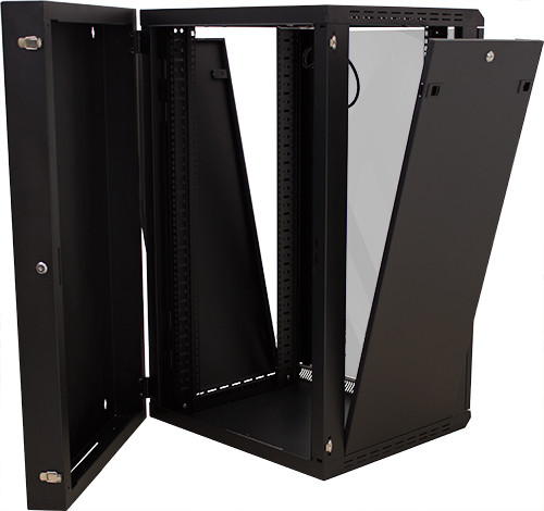 20U Wall Mount Swing Out Enclosure