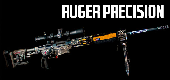 RUGER PRECISION ACCESSORIES