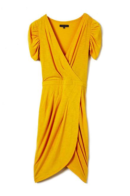 [Sample] Mango, pineapple long dress