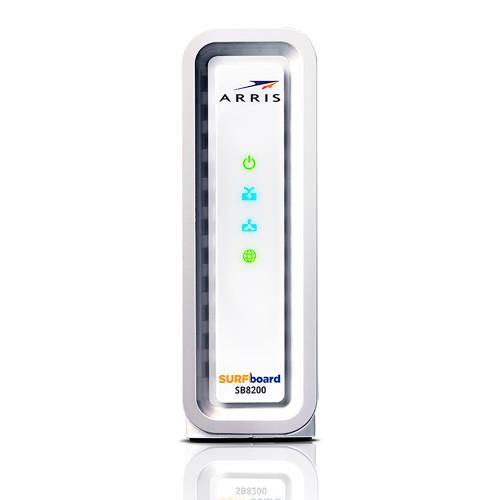 ARRIS SURFboard SB8200-RB Certified Refurbished Cable Modem