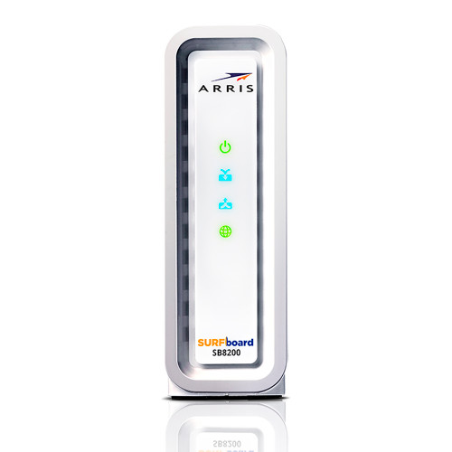 ARRIS SURFboard SB8200-RB Certified Refurbished Cable Modem