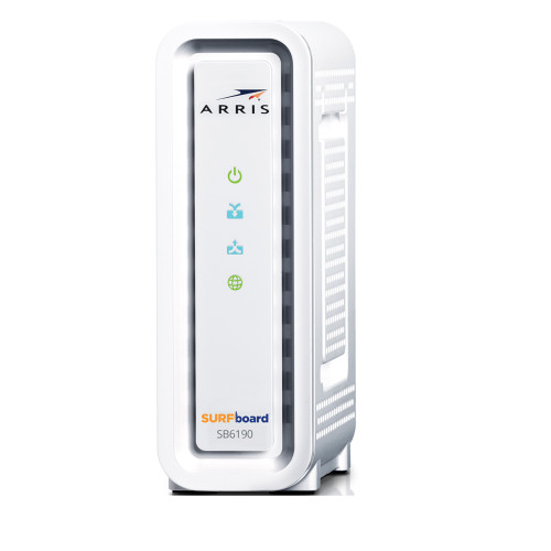 ARRIS SURFboard Cable Modem SB6190 RB Certified Refurbished