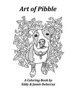 Pit Bull Coloring Book
