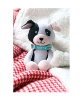 Pit Bull Stuffed Animal, Pit Bull Plush Toy