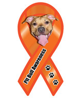Pit Bull Awareness Magnet - Tobi