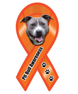 Pit Bull Awareness Magnet - Julius