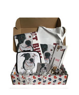 My Special Pit Bull Box – Kitchen Set (Black & White)