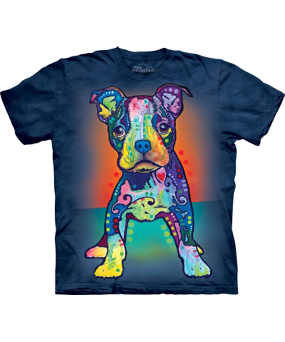 Pit Bull Tshirt - On My Own