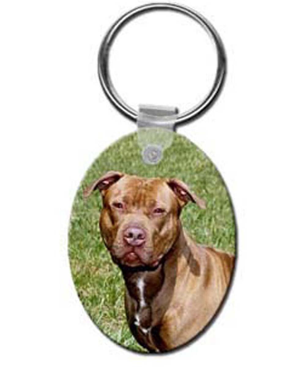 Pit Bull Key Chain