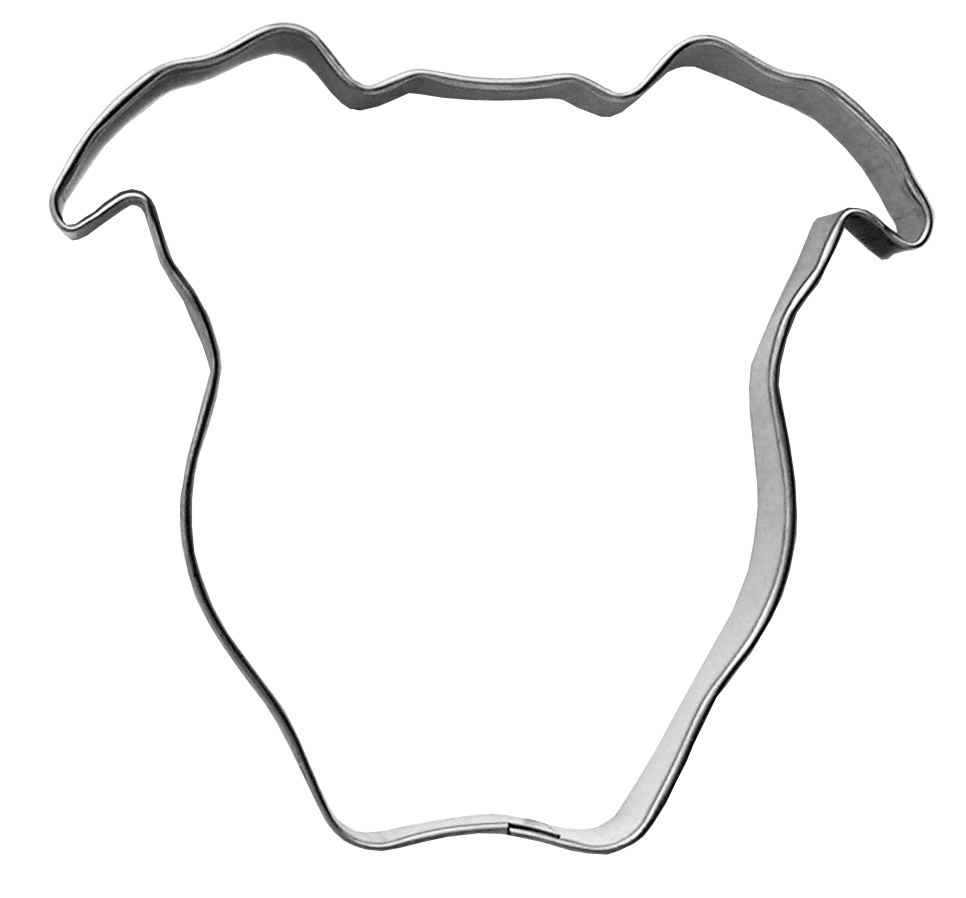 Pit Bull Cookie Cutter Gift Set (Small)