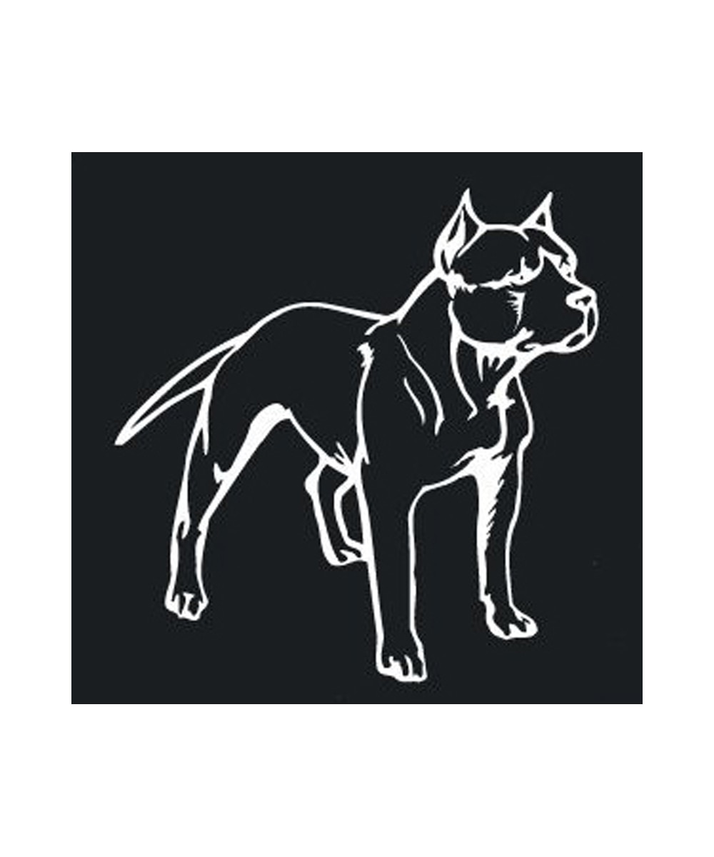 Pit Bull Body Decal